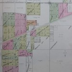 1908 Reeves Plat Map