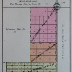 1908 Sterns Outlots Plat Map