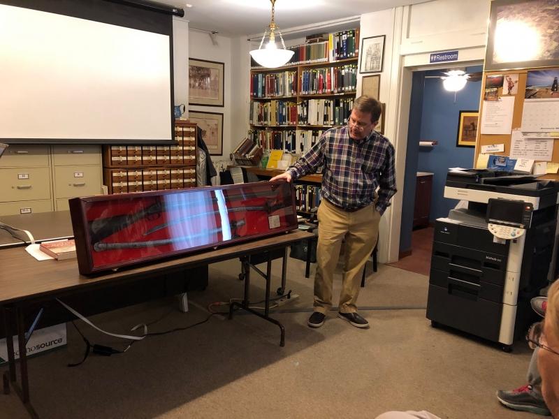 Guest Speaker, John W. Sanders